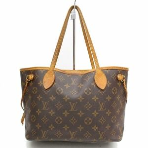 Authentic Louis Vuitton Tote Bag Neverfull PM